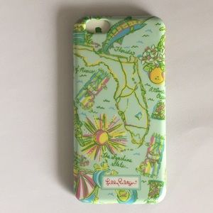 Lilly Pulitzer Florida iPhone 6/6S. Brand new.